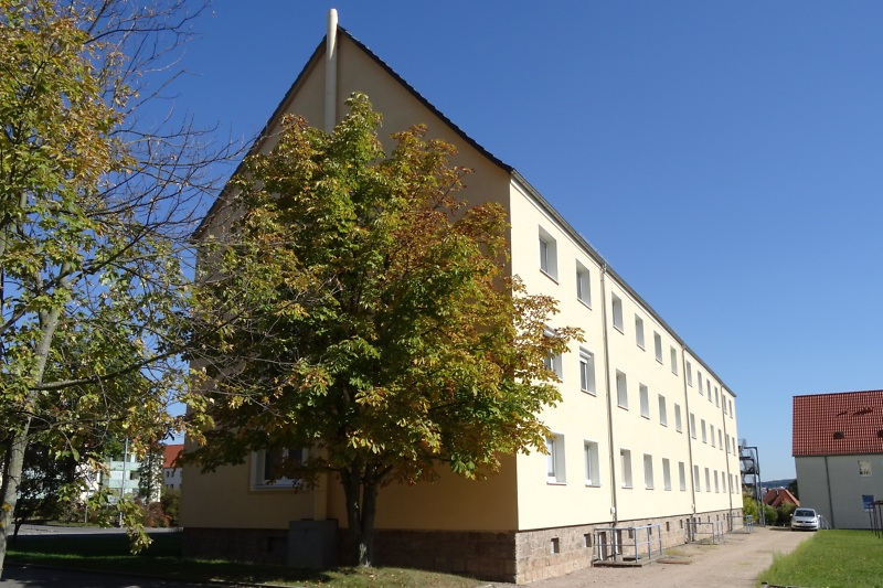 Balkonanbau Holzstr. 25-29