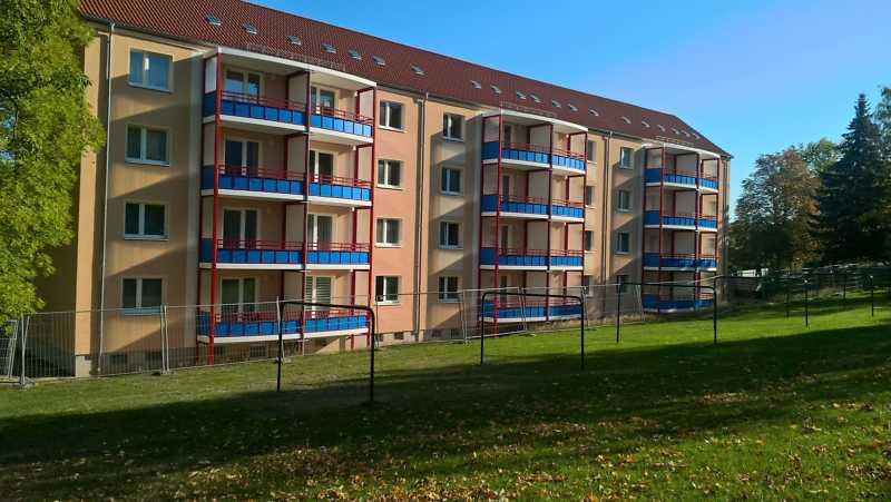 Balkonanbau Ziegelstr. 64-68